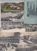 LOT 102 OLD POSTCARDS - SWITZERLAND - SCHWEIZ - LUZERN - LU Luzern