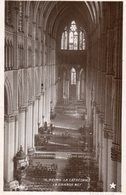 REIMS - La Cathédrale - La Grande Nef - - Reims