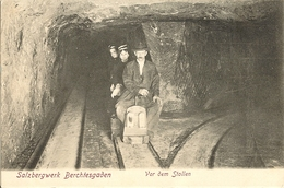 BERCHTESGADEN - Salzbergwerk  86 - Berchtesgaden