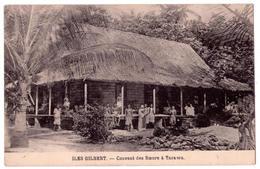 6641 - Iles Gilbert ( Micronésie ) -Couvent Des Soeurs à Tarawa - - Micronésie
