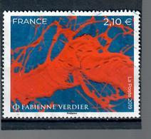 France 2019-2 Serie Artistique Fabienne Verdier - Oblitérés