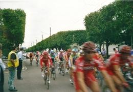 Lot De 5 Photos Cyclisme à Juvisy - Juvisy-sur-Orge