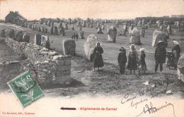 56-CARNAC-N°T1127-G/0141 - Carnac