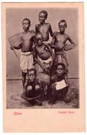 6643 - Aden ( Somalie Où Yemen ? ) - Somali Boys - - Somalie