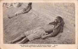 "RAWALPINDI, PAKISTAN - FRONTIER ""LOOSE WALA"" SHOT NEAR WEST RIDGE BARRACKS 01-04-1921 ~ A VINTAGE REAL PHOTO CARD #21106 - Pakistan"