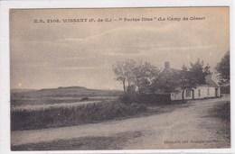 62 WISSANT Portus Itius ,le Camp De César - Wissant