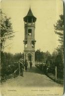 AK GERMANY - BAD SCHWARTAU - FRIEDRICH AUGUST WARTE - EDIT VON HOBRING - 1900s (BG7591) - Bad Schwartau