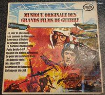 Geoff Love & His Orchestra Musique Originale Des Grands Films De Guerre - Musique De Films