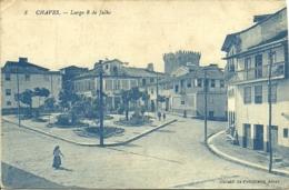 Portugal - Chaves - Largo 8 De Julho - Vila Real