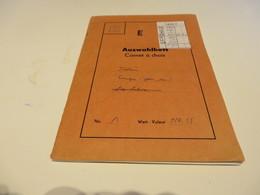 WELTWEIT  Posten  Etwas ältere  O /  MARKEN  Im  AUSWAHLHEFT - Briefmarken