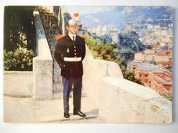 Pompier Principaute De Monaco - Bombero