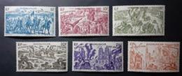France (ex-colonies & Protectorats) > Madagascar (1889-1960) > Poste Aérienne  N°66/71* - Luchtpost