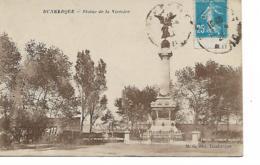 DUNKERQUE Statue De La Victoire - Dunkerque