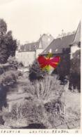 SPONTIN - Château Féodal - Photo Carte - Yvoir