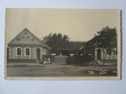 Rare! The Romanian Banat-Obad(Ciacova/Timiș) Used Photo Postcard From 1938 - Romania