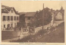 D 74. MORNEX.  COLONIE DES VACANCES - Francia