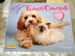 Teneri Cuccioli Album Vuoto Con Cedola E Poster  Panini 2010 - Panini