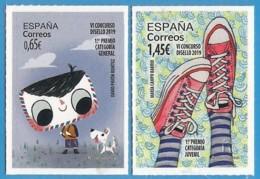 España. Spain. 2020. DISELLO - 2011-... Nuevos & Fijasellos