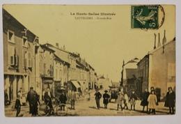Vauvillers Grande Rue . E12 - France