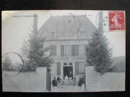 Eguilly La Gendarmerie - Frankreich