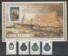 Gibilterra - Lotto Nuovi          (g6380) - Gibilterra