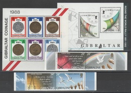 Gibilterra - Lotto Nuovi          (g6381) - Gibilterra