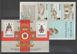 Gibilterra - Lotto Nuovi          (g6382) - Gibilterra