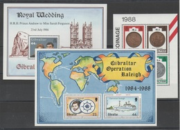 Gibilterra - Lotto Nuovi          (g6383) - Gibilterra