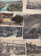 LOT 34 OLD POSTCARDS - SWITZERLAND -   SUISSE - FRIBOURG - FR Fribourg