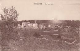 Thoronet (Var) - Vue Générale - France