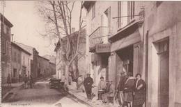 Thoronet (Var) - Grande Rue - France