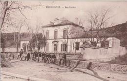 Thoronet (Var) - Les écoles - France