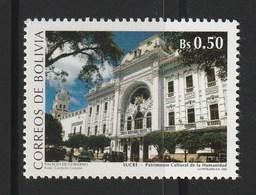 Bolivia 1992, Sucre 1v Mnh - Bolivia