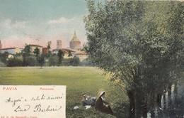 Lombardia - Pavia  - Panorama  - F. Piccolo - Bella - Pavia