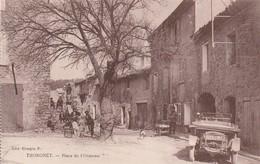 Thoronet (Var) - Place De L'Ormeau - France
