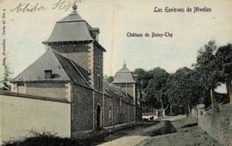 Château De Baisy-Thy Circulée En 190 ? - Nivelles