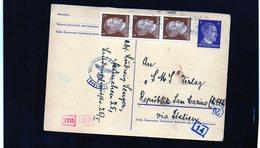CG6 - Germania - Cartolina Postale Da Munchen 8/5/1943 Per Rep. San Marino - Germania