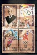 BOSNIA AND HERZEGOVINA  1996,POST SARAJEVO,ATLANTA ,OLYMPIC GAMES, ,MNH - Summer 1996: Atlanta