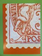 Feuillet Gommé Phil@poste Reproduisant Le Timbre Type Sage De 1900 - Quart Inférieur Gauche - Neuf - Philaposte - Documenti Della Posta