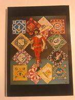 Pisa - Gioco Del Ponte. 12 Cartoline - Pamio Otto - Costumi E Bandiere Dei Quartieri - Giochi Regionali