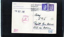 CG6 - Germania - Cartolina Postale Da Dresden 4/8/1943 Per Rep. San Marino - Deutschland