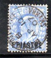 T543 - LEVANTE ,   N. 22  Usato. - Straits Settlements