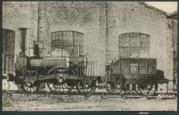 Locomotives Du NORD - Machine N°3 Type 111 - H. M. P. N° 255 - Voir 2 Scans - Trains