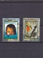 2003 - Europa Cept - San Marin - San Marino - N°YT 1878 Et 1879** - 2003