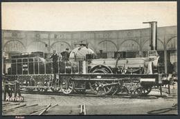 Locomotives Du NORD - Machine N° 32 Type 111 à La Chapelle - H. M. P. N° 254 - Voir 2 Scans - Treni