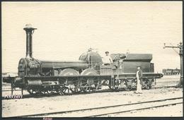 Locomotives De L'Orléans - Machine N° 345 (type 120) - Edit. H. M. P. N° 471 - Voir 2 Scans - Trains