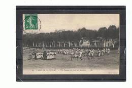 01 - SATHONAY - Camp, Les Zouaves Au Front De Bandière  - 3631 - France
