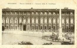 Italie - Macerata - Piazza Umberto - Prefettura - Macerata