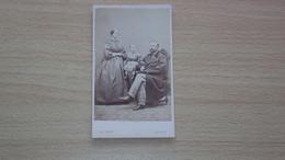 FOTO CARTONATA FOTOGRAFO SIDOLI PIACENZA MISURA CM. 10,5 X 6 - Old (before 1900)