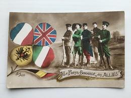 Ak Cp Le Porte Bonnheur Des Allies - Guerre 1914-18